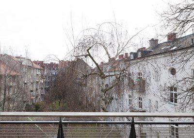 Altbau Balkon